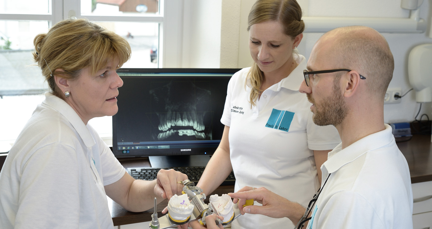 Zahnärzte Dr. Wunderer & Dr. Jung - Zahnerhaltung – nichts ist besser als der natürliche Zahn 1