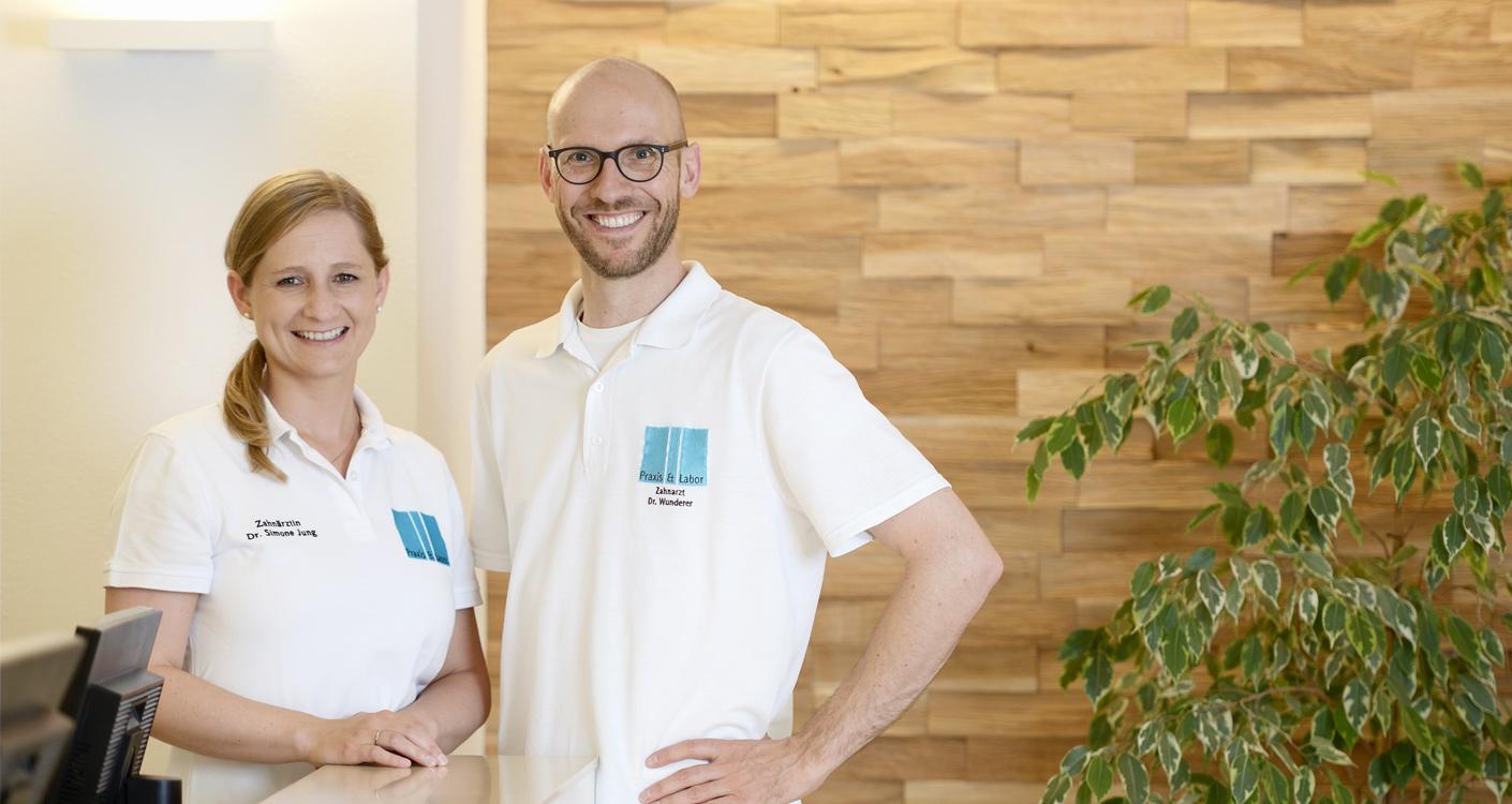 Zahnärzte Dr. Wunderer & Dr. Jung - Liebe Patientinnen und Patienten, 1